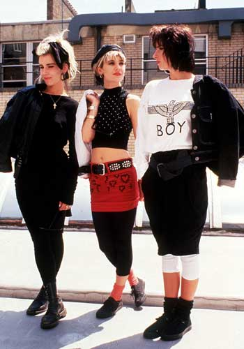 It Doesn T Get Better Than 1980 S Fashion From Bananarama